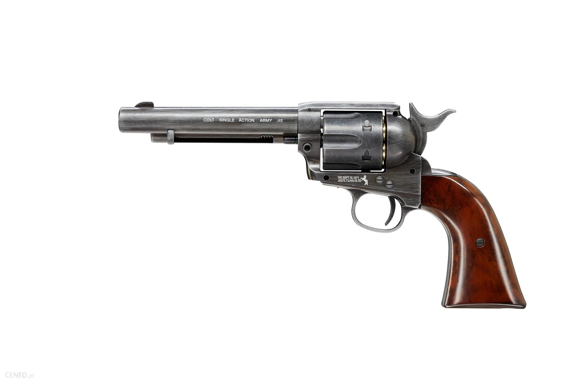 Umarex Colt Rewolwer Single Action Army .45 4