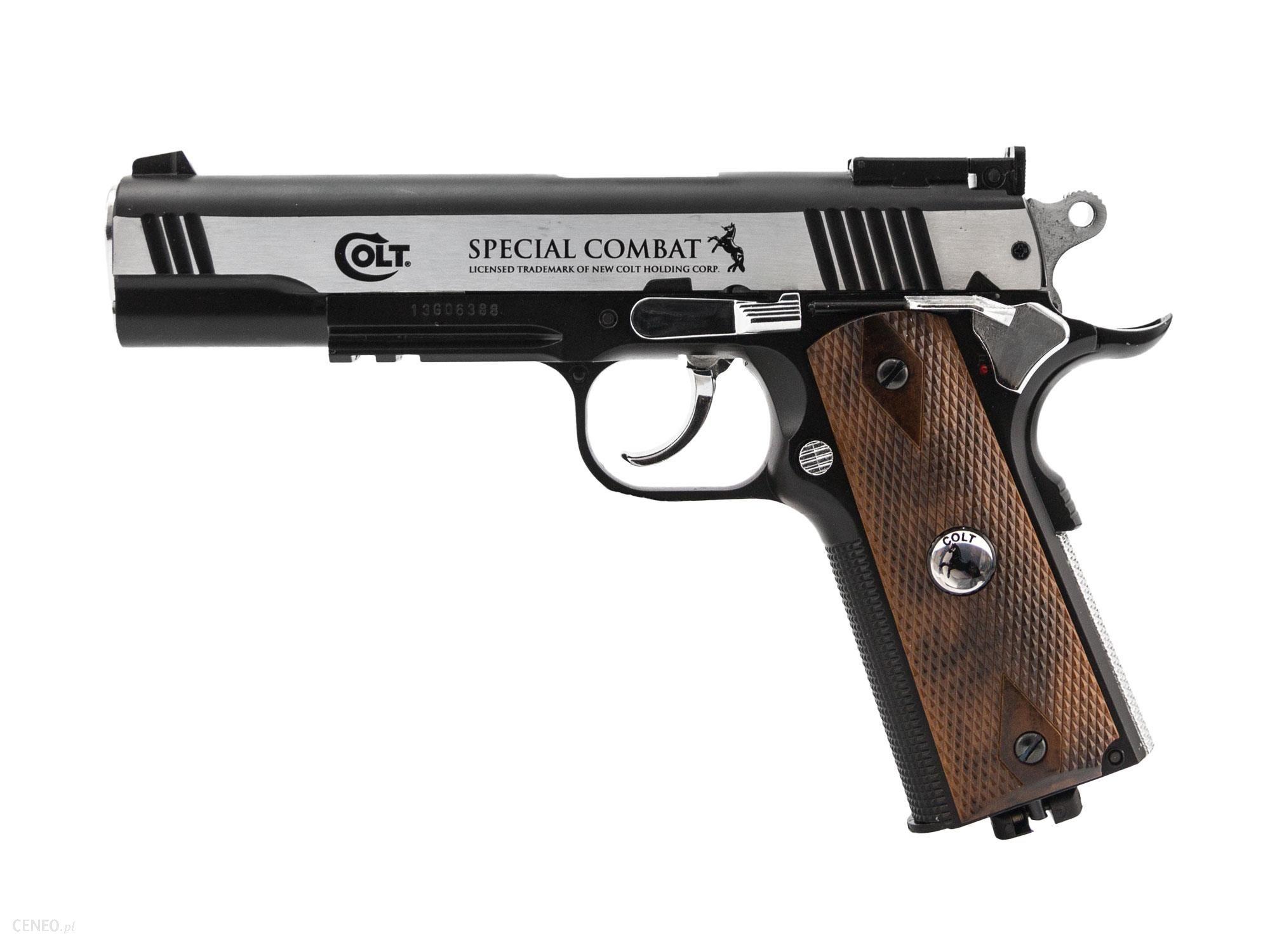 Umarex Colt Specjal Combat Full Metal - 4