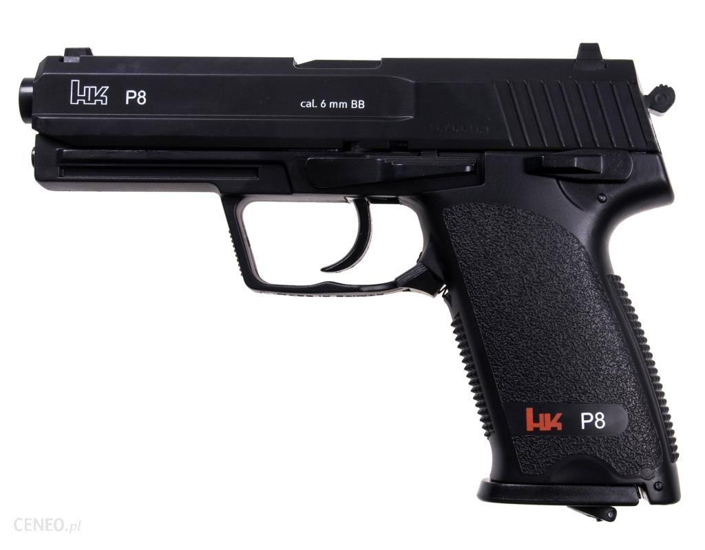 umarex Pistolet GNB Heckler&Koch P8 Black 2.5617