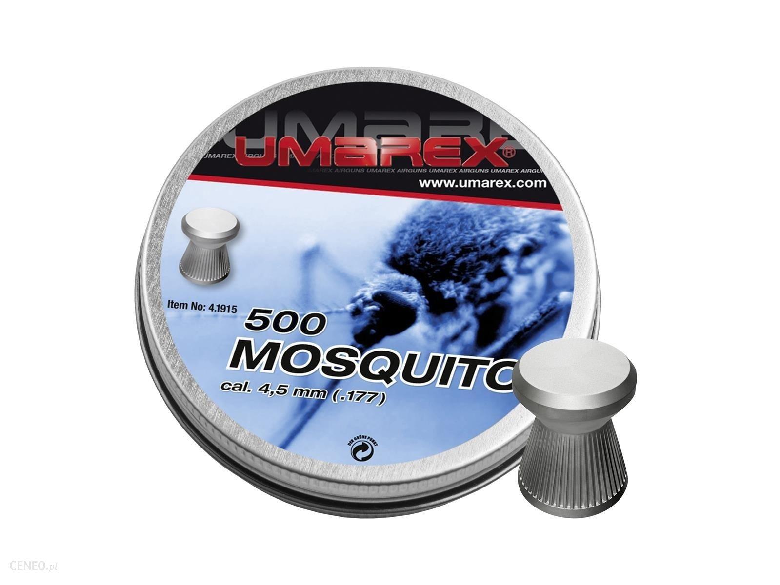Umarex Śrut Diabolo Mosquito Ribbed 4