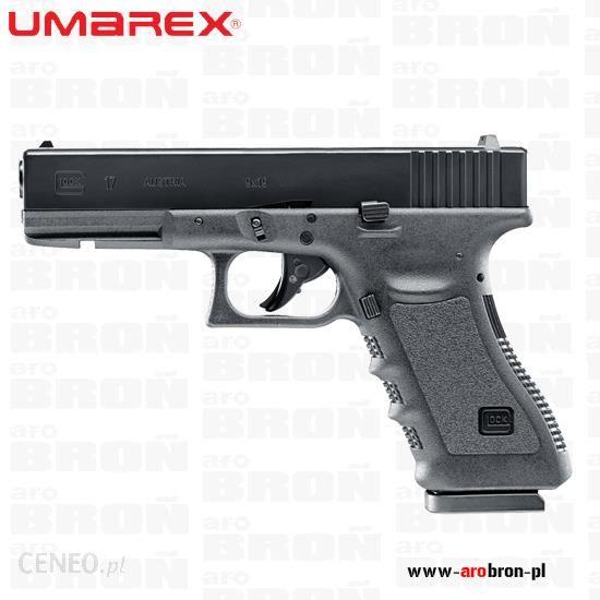 Umarex Wiatrówka Pistolet Glock 17 Blow Back 4