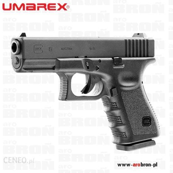 Umarex Wiatrówka Pistolet Glock 19 4