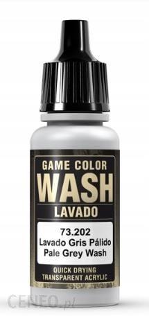 Vallejo Farba akrylowa Washes - Pale Grey Wash nr 73202 / 17ml 73202