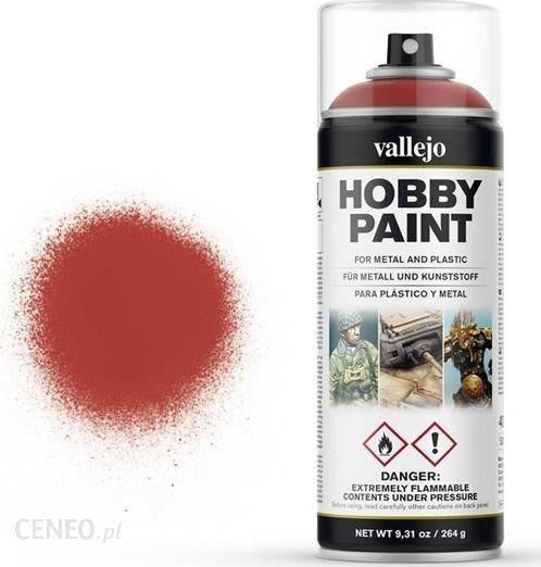 Vallejo Farba Modelarska Fantasy Color Scarlet Red Spray