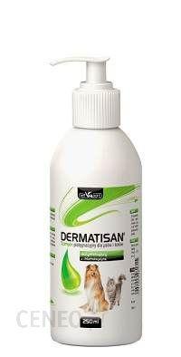 Vet Agro Dermatisan Szampon Dezynfekujący Z Chlorheksydyną 250Ml