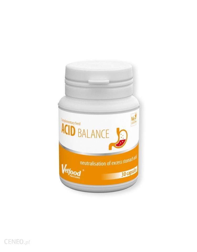 Vetfood Acid Balance 30Kaps