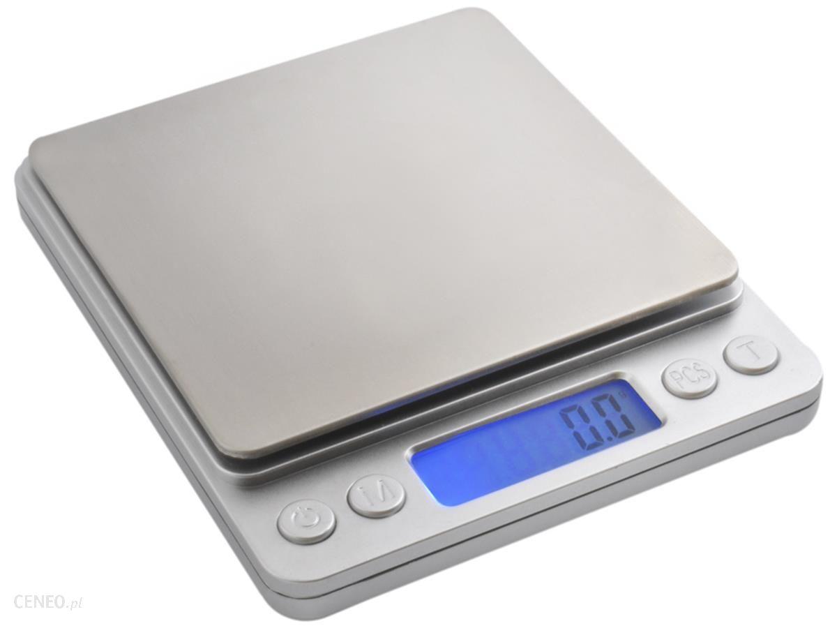 Waga gramowa Precyzyjna jubilerska 2000g 2kg/0
