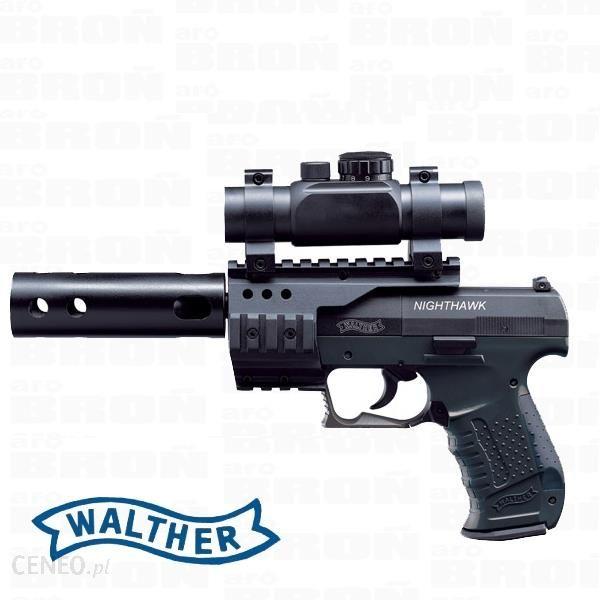 Walther Pistolet Wiatrówka Nighthawk 4