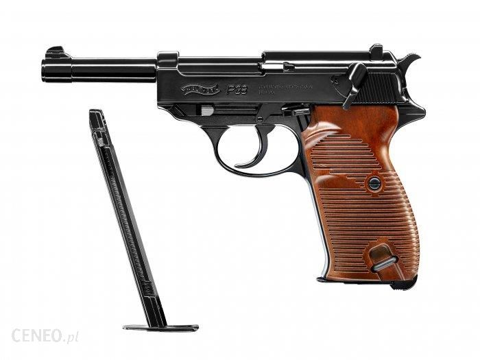 Walther Pistolet Wiatrówka P38 4