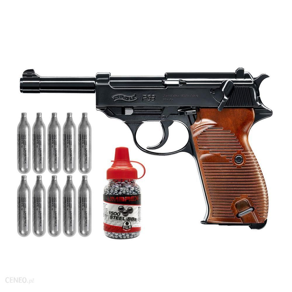 Walther Wiatrówka Pistolet P38 4