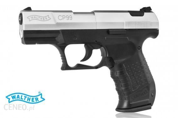 Walther Wiatrówka Pistolet Walther Cp99 Nikiel 412.00.01