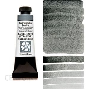 Watercolor 15ml tubes DANIEL SMITH S3 Black Tourmaline Genuine ☼