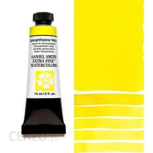 Watercolor 15ml tubes DANIEL SMITH S3 Quinophthalone Yellow