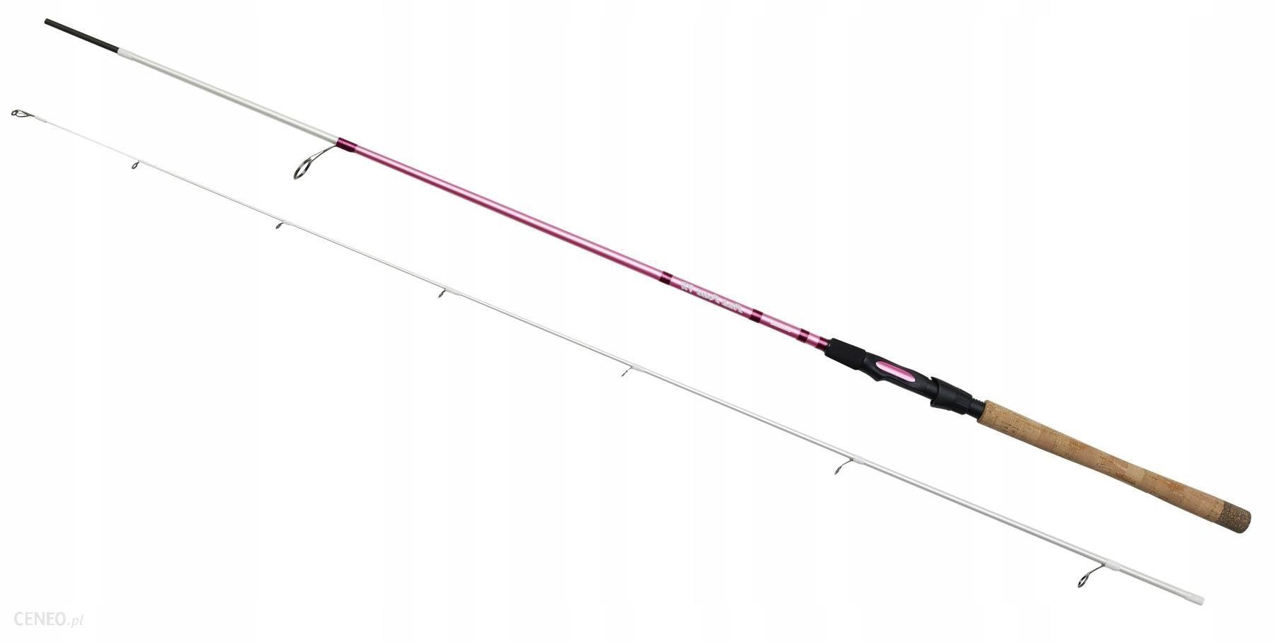 Wędka Okuma Pink Pearl V2 249 10-32g