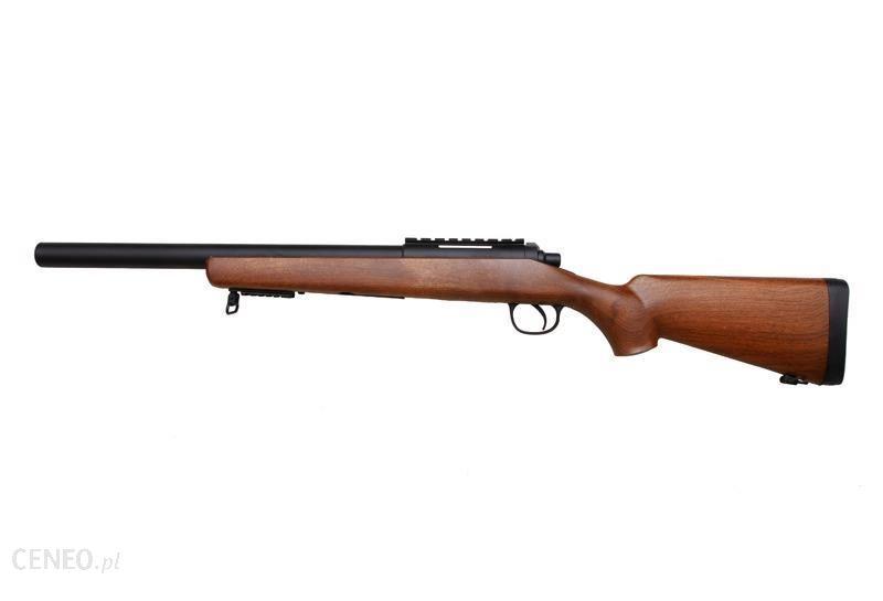 well Karabin snajperski asg MB 02F Wood WEL 03 000102 G