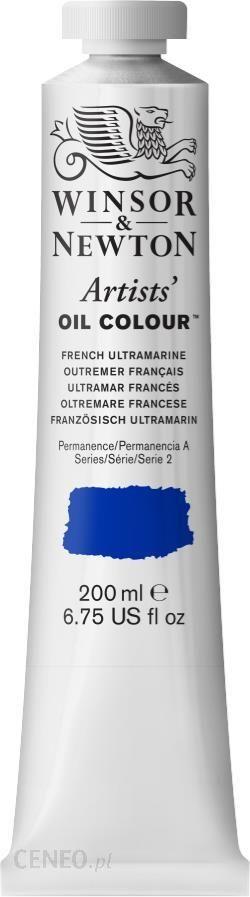 Winsor & Newton Aoc French Ultramarine Farba Olejna S 2 200ml