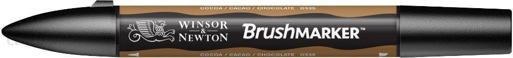 Winsor&Newton Brushmarker Cocoa B21