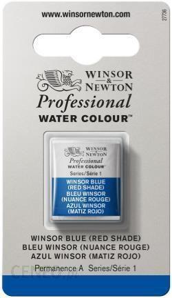 WINSOR & NEWTON Farba akwarelowa AWC WINSOR BLUE RD 1/2 kostki