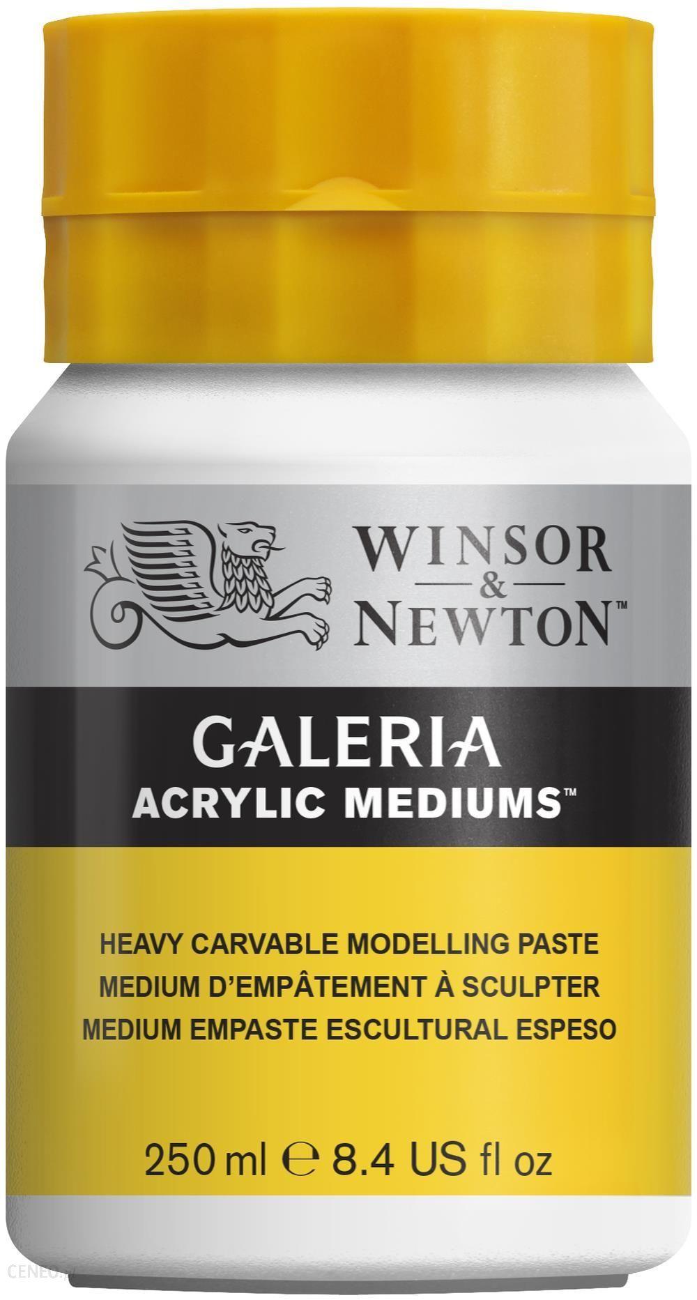 Winsor & Newton Galeria Pasta Mocna Do Modelowania 250ml Medium Akrylowe