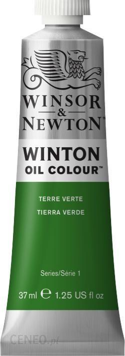 WINTON 37ml ZIEMIA ZIELONA TerreVerte Farba olej