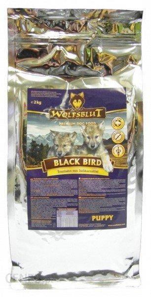 Wolfsblut Black Bird Puppy - Indyk I Bataty 2Kg