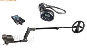 XP Deus + LCD + słuchawki WS4 + cewka 11 DEUS28RCWS4