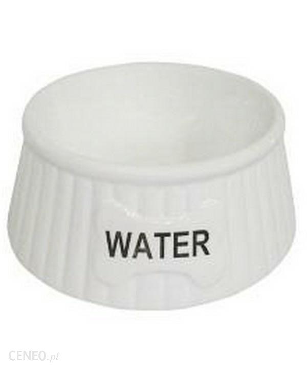 Yarro Miska Ceramiczna Dla Psa Water Biała 15