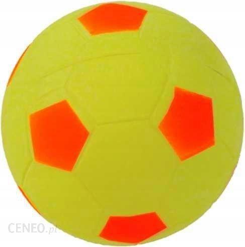 Zabawka Dla Psa Piłka 90MM Football Żółta Z768