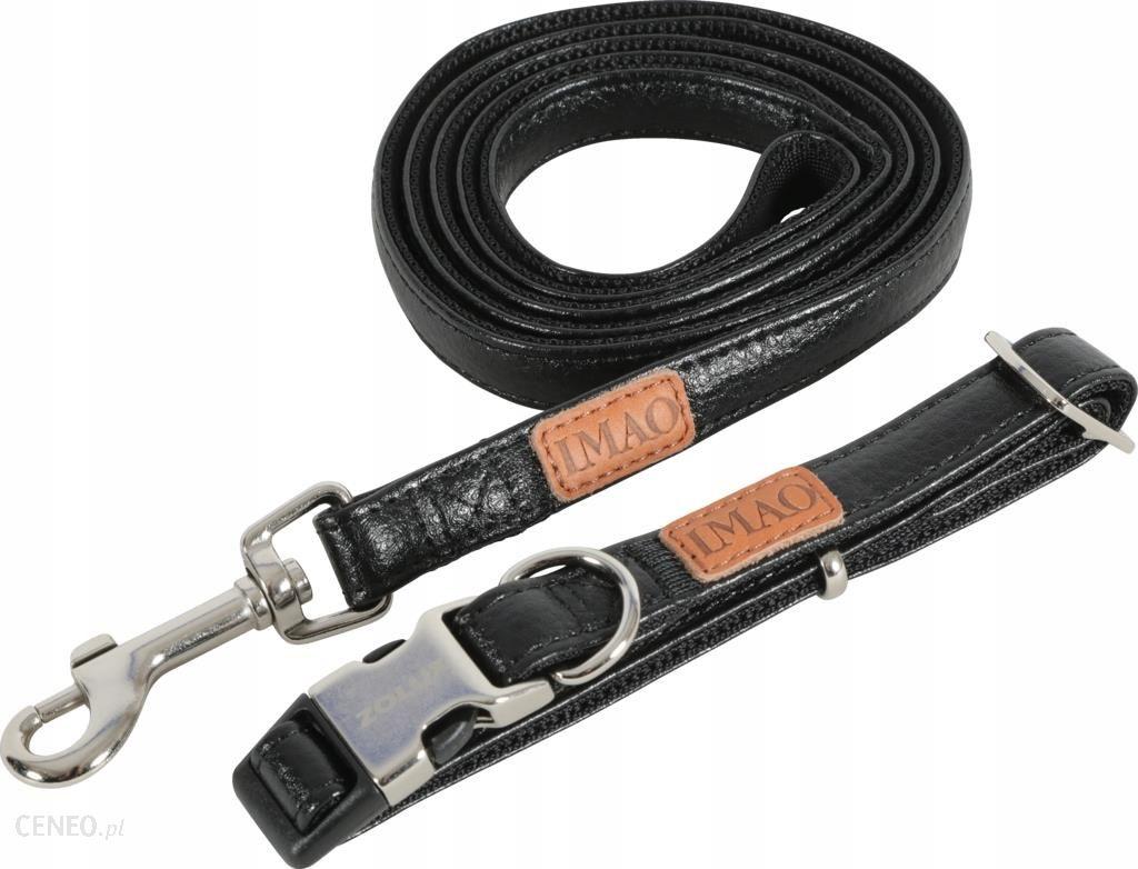 Zolux Obroża Imao Piccadilly 20mm kol. czarny