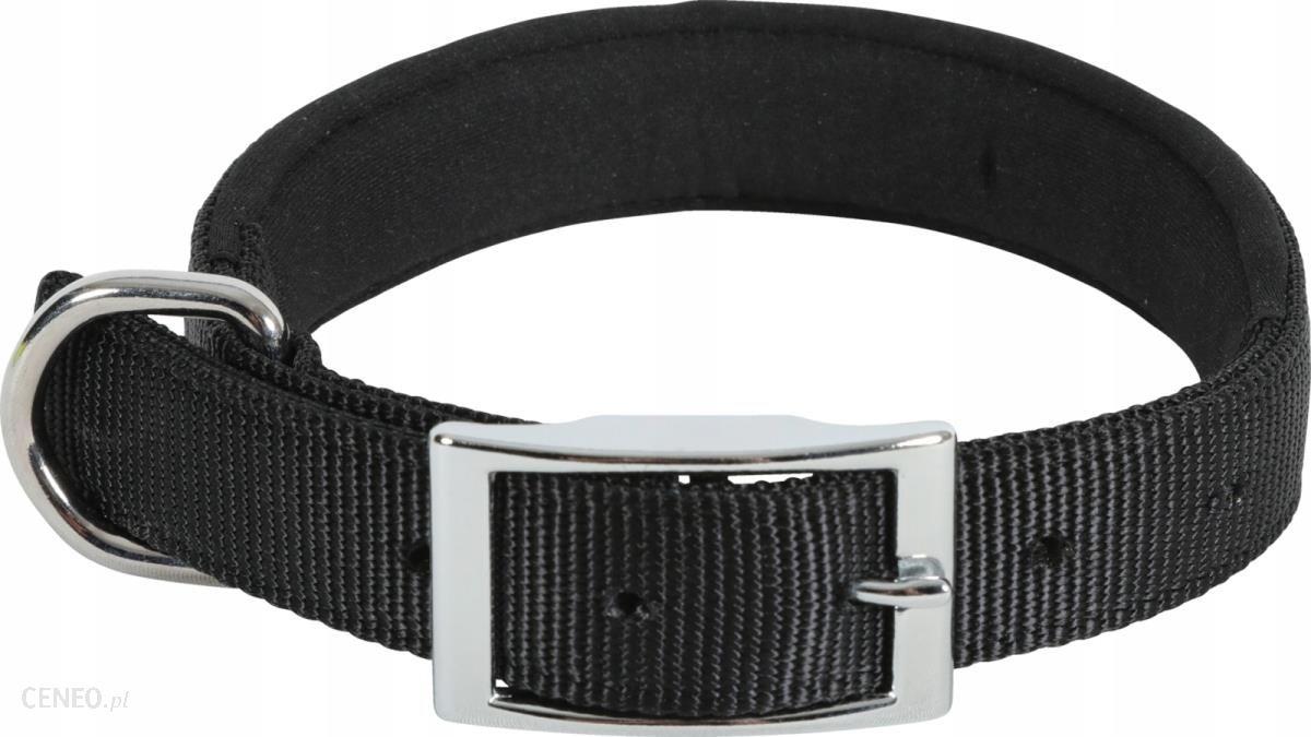 Zolux Obroża Komfort 55cm/25mm czarna 466729NOI