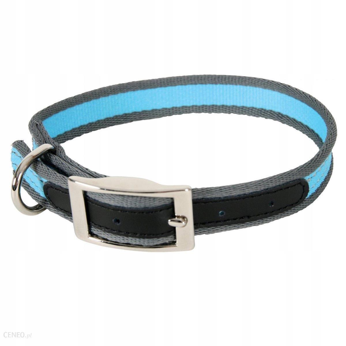 Zolux Obroża Summer 30cm kol. niebieski