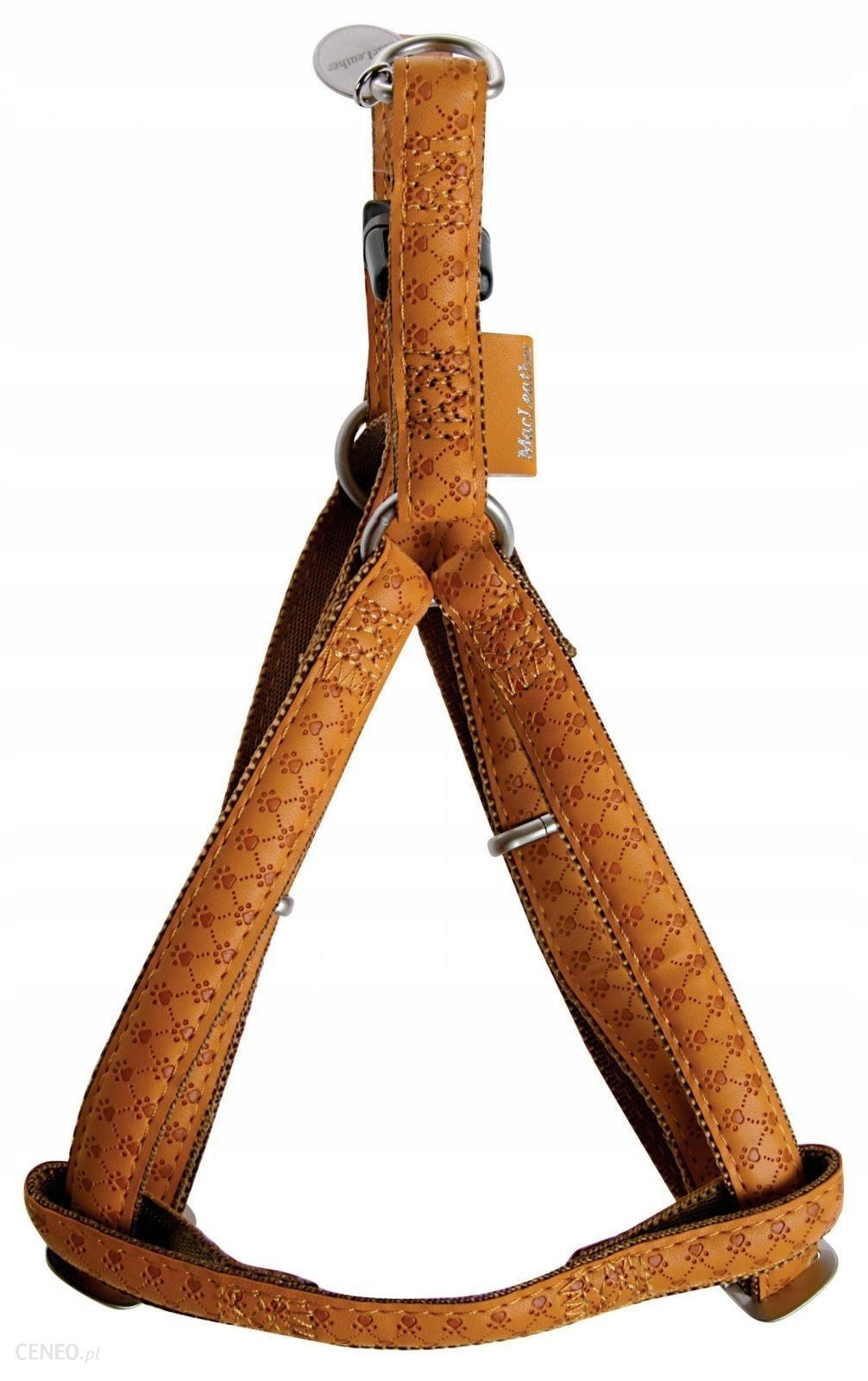 Zolux Szelki regulowane Mac Leather 25mm