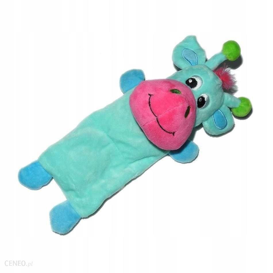 Zolux zabawka Pluszowa Krowa Piszczałka Szeleści