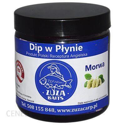 Zuza Carp Dip Morwa (W Płynie) Fluo 250Ml